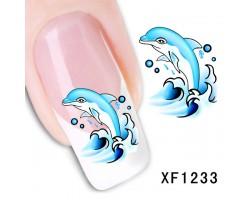 Ваденки за нокти  Разни XF 1233