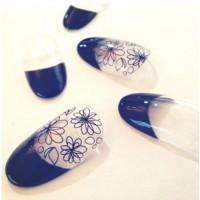 Ваденки за нокти Цветя DLS 308