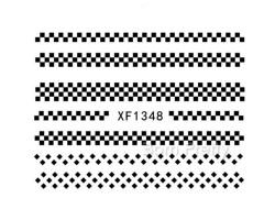 Ваденки за нокти Разни  XF 1348