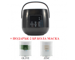 Восъчен нагревател Smart wax за кола маска + 2 бр. кола маска подарък