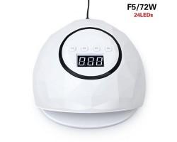UV / LED лампа  F5  72W
