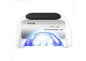 LED/UV лампа 48 W с дисплей