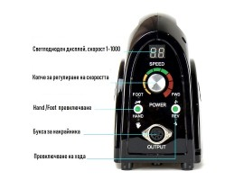 Електрическа пила  ZS 702 65 W