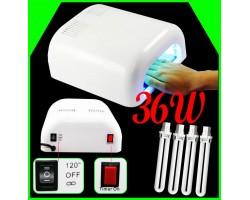 Ув лампа UV LAMP 36W-Розова
