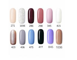 Best гел лак - нови цветове - избери цвят