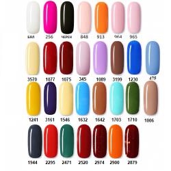 Best гел лак- избери цвят
