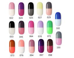 Best Термо гел лак- избери цвят