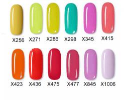 Best гел лак X - избери цвят