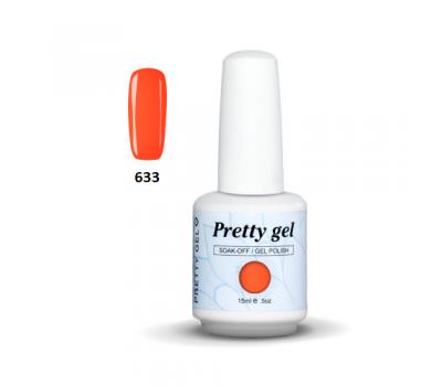 Гел лак Pretty 633