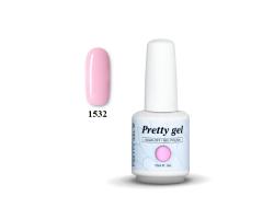 Гел лак Pretty 1532 Сияйно розово