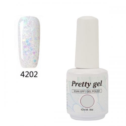 Гел лак Pretty 4202