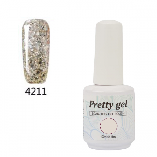 Гел лак Pretty 4211-554