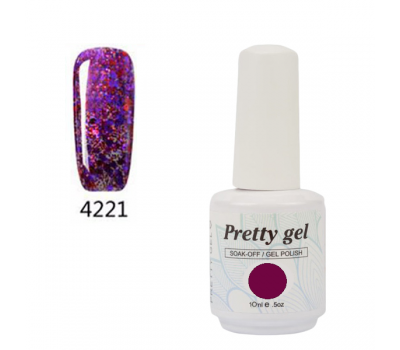 Гел лак Pretty 4221