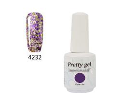 Гел лак Pretty 4232