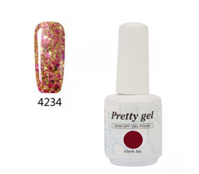 Гел лак Pretty 4234