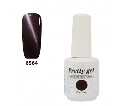 Магнитен гел лак Pretty 6564