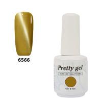 Магнитен гел лак Pretty 6566