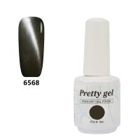 Магнитен гел лак Pretty 6568