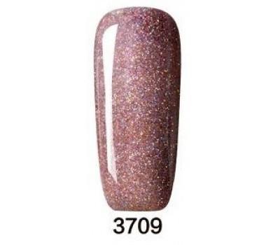 Гел лак Pretty Rainbow 3709 приказен брокат