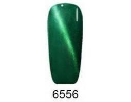 Магнитен гел лак Pretty 6556 15 мл Котешко око Зелен