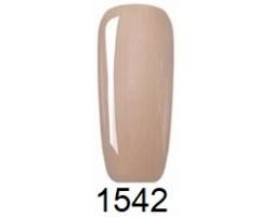 Гел лак Pretty 1542 Телесно перлено