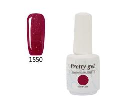 Гел лак Pretty 1550