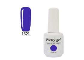 Гел лак Pretty 1621 Изкусително синьо