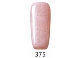 Гел лак Pretty 375 захарно розов