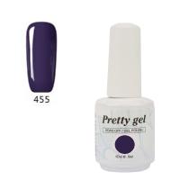 Гел лак Pretty 455 Виолет