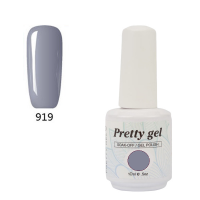 Гел лак Pretty 919 Цвят Калай