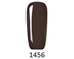 Гел лак Pretty 1456 Млечно тъмно кафяв