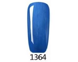 Гел лак Pretty 1364 Графитено синьо