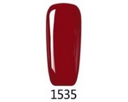 Гел лак Pretty 1535 Кърваво червен