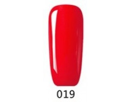 Гел лак Pretty 19 Нахално Червен цвят
