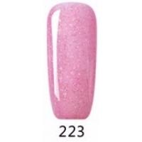 Гел лак Pretty 223 Розов кашмир