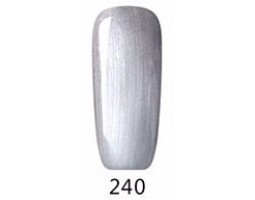 Гел лак Pretty 240 Сива перла