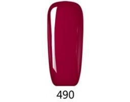 Гел лак Pretty 490 Ароматно бордо