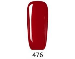 Гел лак Pretty 476 Тъмно червен