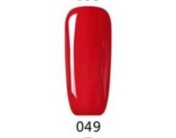 Гел лак Pretty 49 Наситено червен