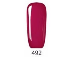 Гел лак Pretty 492 Малиново червено