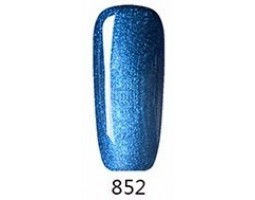 Гел лак Pretty 852  Синьо капри перла