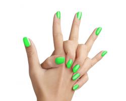 Гел лак Pretty 1473 Светло зелено