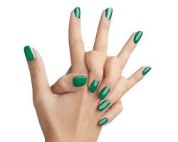 Гел лак Pretty 171  Сладко зелено