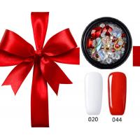 Комплект Червено и бяло