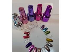 Лак за нокти - 12 цвятя