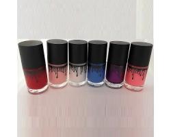 Лак  за  нокти 6 цвята комплект