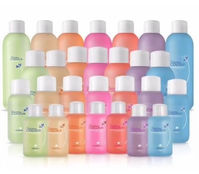 Течност за премахване на гел лак с различни аромати