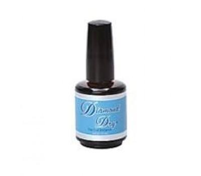 """Prolinc - """"Diamand Dry"""" - Бързосъхнещ топ лак с диамантен блясък - 15 мл"""