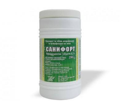 Санифорт таблетки 250 гр