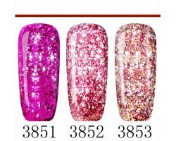 Цветни гелове Празнични цветове 10 мл